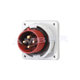 High-End Type IP67 Panel Mounted Plug